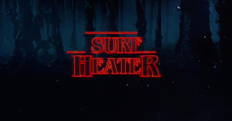 surf-heater